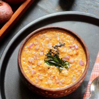 Onion Saasmi | Neerulli Saasmi Recipe