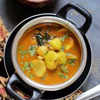 Sambrani Gadde Curry