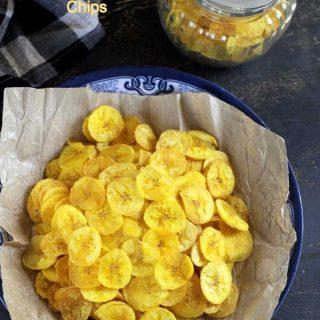 Nendra Banana Chips | Easy to make at home