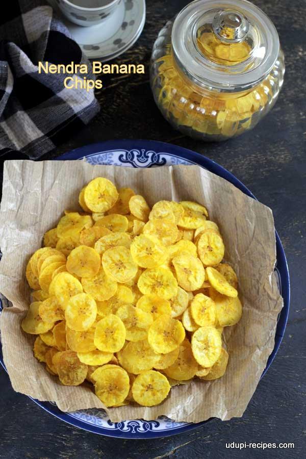 Nendra banana chips