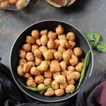 Gatta namkeen- savory balls